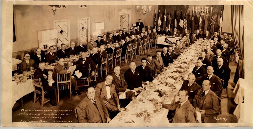 NY SKAL 10th Anniversary 1948